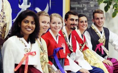 Happy Chuseok for the POSTECH International Community