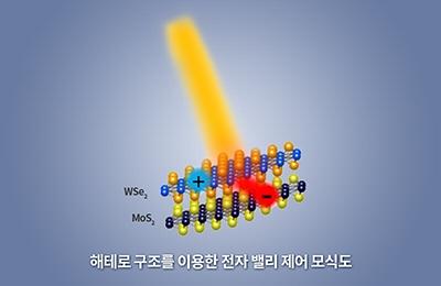 신소재 김종환 교수팀, '밸리 제어' 핵심 원천 과학 기술 개발
